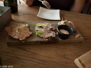 BOB's Snack Platter in Copenhagen