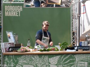 Tom Hunt Cooking Demonstration