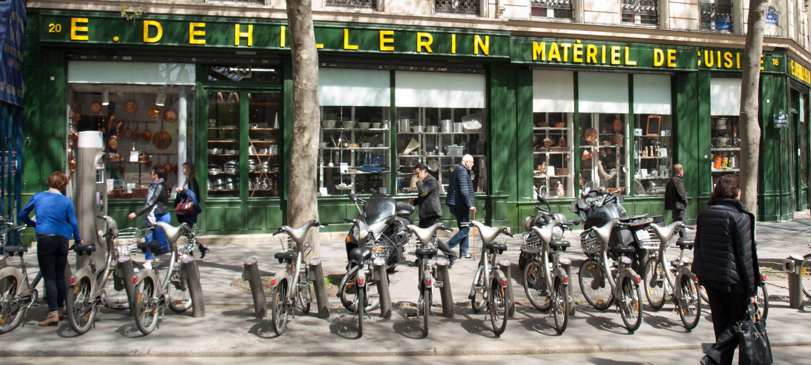 E. Dehillerin in Paris