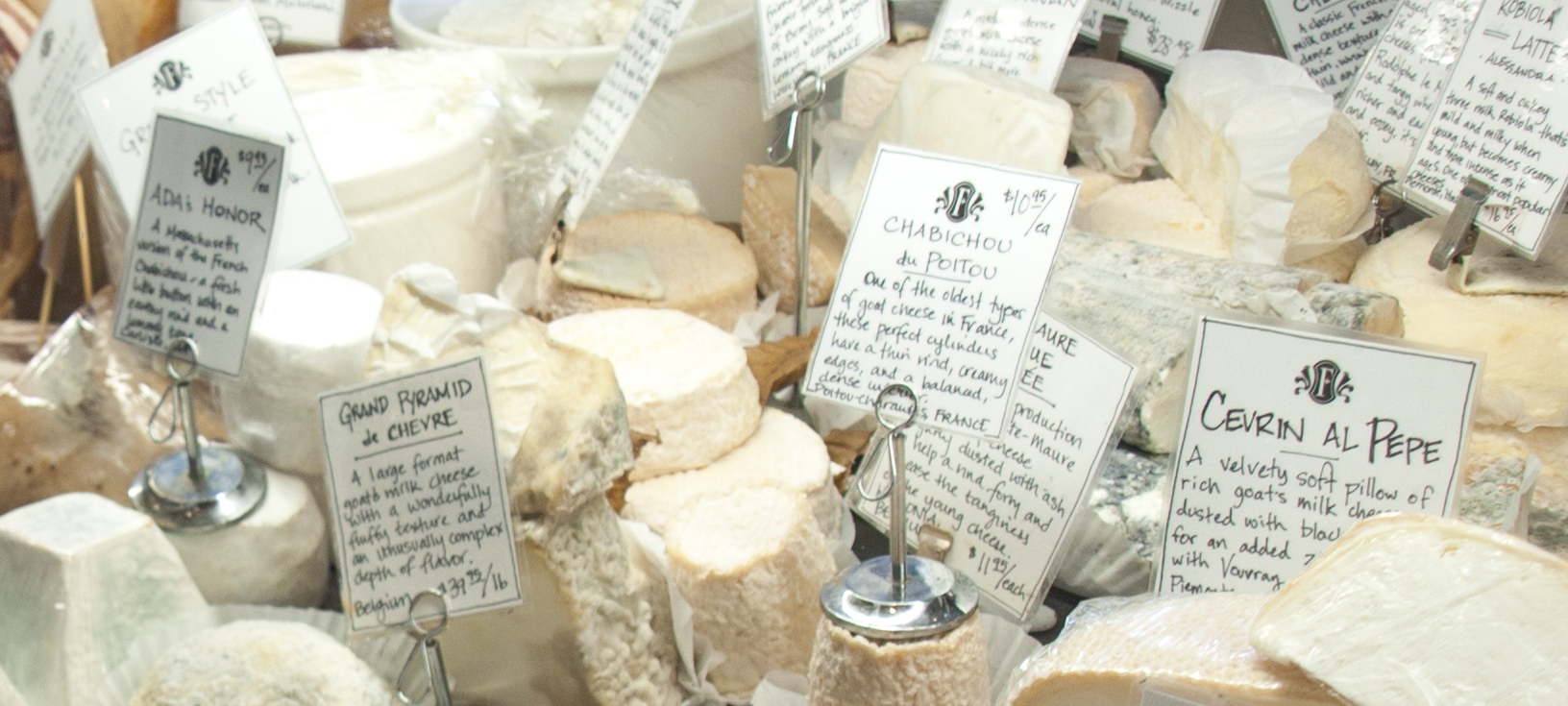 Cheese Counter at Boston's Formaggio Kitchen - South End