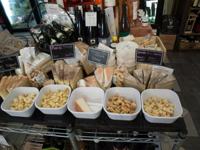 Nibbles and Samples at Formaggio Kitchen - South End