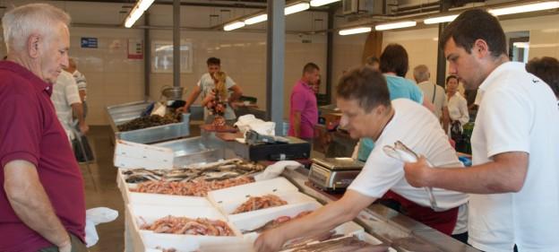 Gruž Fish Market