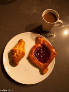 Coffee & Pastry at La Cuisine Paris